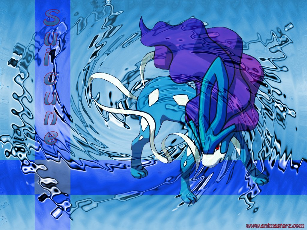suicune pokemon hd wallpapers - photo #14